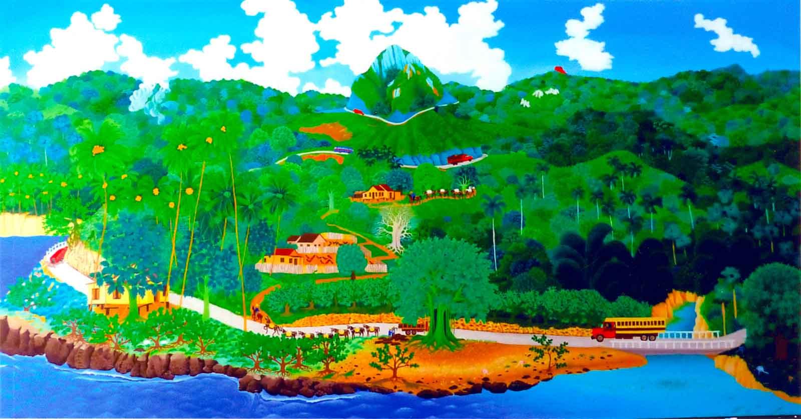 Cuba_ElGrupoBayate_LuisRodriguezArias_2015_Painting1-copy