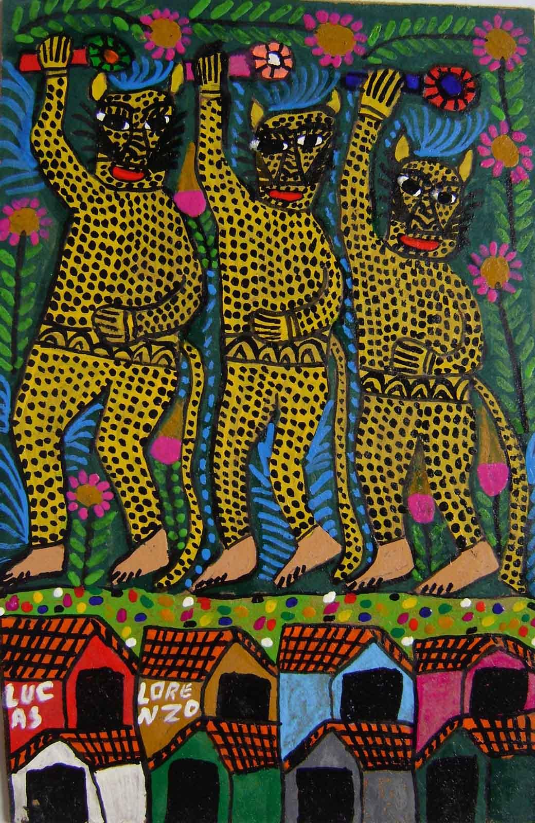 Los jaguares by Lucas Lorenzo (2) copy